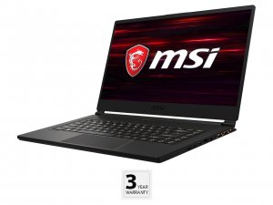"MSI GS65 Stealth-838 - 15.6"" 240 Hz - Intel Core i7-9750H - GeFo"