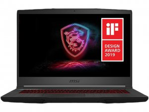 "MSI GF65 THIN 9SEXR-250 - 15.6"" - Intel Core i7-9750H - GeForce"
